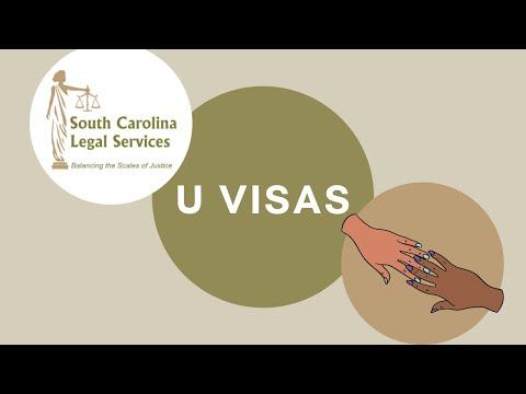 U Visa - South Carolina Legal Services