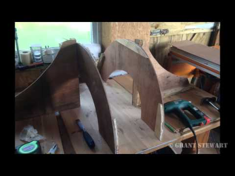 Assembling wheel arches/Fenders