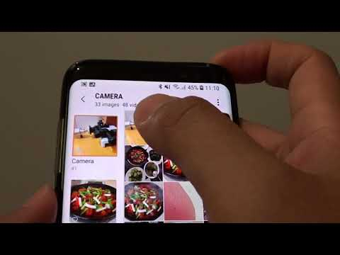 Samsung Galaxy S8: How to View GPS Location of a Photo Taken on Camera