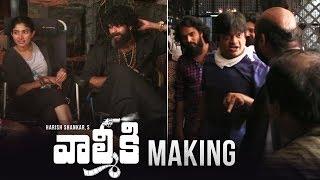 Valmiki Movie Making | Varun Tej, Atharvaa, Pooja Hedge | Harish Shankar. S | Mickey J Meyer
