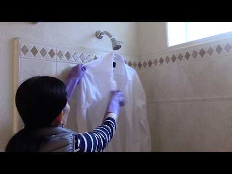 How to Hand Wash A White Dress Shirt