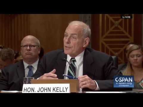 John Kelly Calls Out Dem Senator: