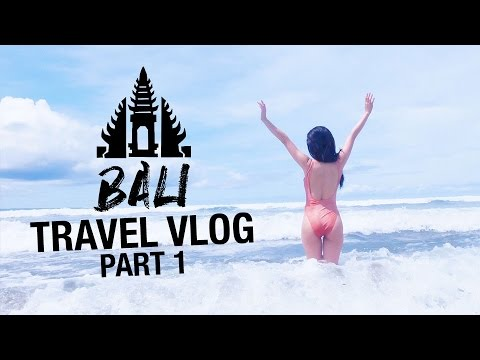 Bali Travel Vlog (Part 1) | Sheena Halili