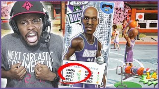 BRAND NEW UPDATE! THE 3PT CONTEST IS DOPE! - NBA Playgrounds Gameplay