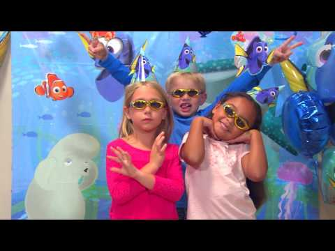 Finding Dory Party Ideas!