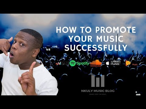 HOW TO PROMOTE YOUR MUSIC SUCCESSFULLY (5 WAYS)