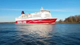 Viking Line M/S Mariella Helsinki Finland