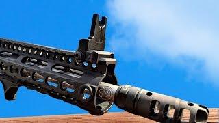 Lowest Profile Iron Sights - Bobro Lowrider BUIS