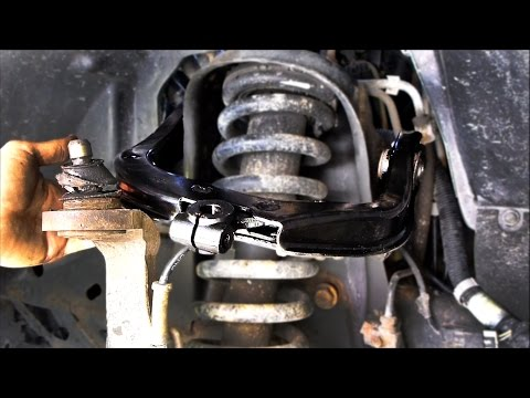 How to Replace an Upper Control Arm