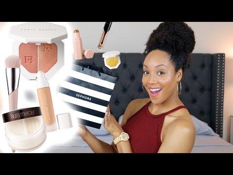 Sephora VIB Sale Haul for Makeup Beginners + Mini Reviews!