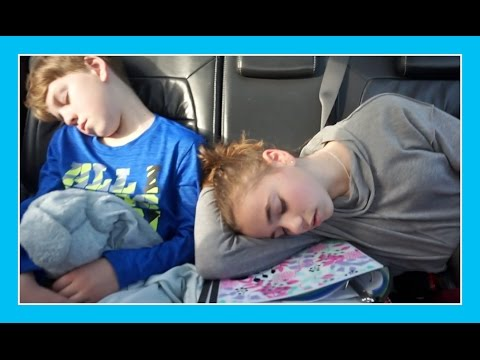 DRIVING TO FLORIDA FOR CHRISTMAS VACATION | Flippin' Katie