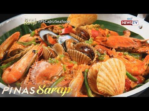 Pinas Sarap: Seafood Paella at Seafood Malabon, matitikman sa Capiz!