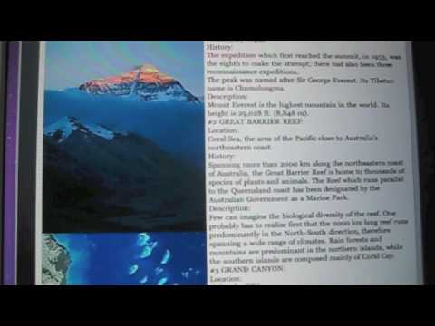 Make your own Magazine App for iPad