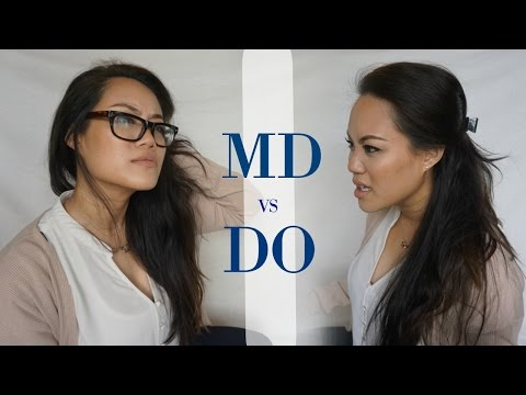 EXPLAINED : Difference between MDs and DOs