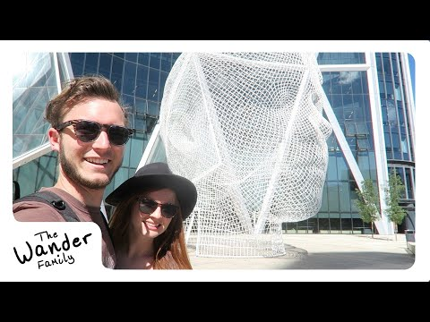 VAN LIFE: GETTING STARES IN CALGARY!! | Steps to Wander📍 Calgary, Canada | The Wander Family