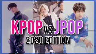 KPOP VS JPOP 2020 Edition