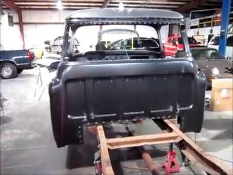 1955 Chevy truck rebuild. Part 2