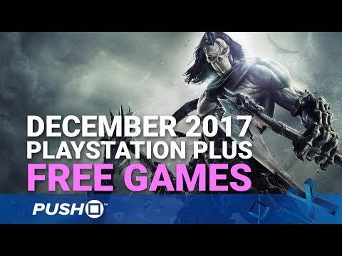 Free PlayStation Plus Games Announced: December 2017 | PS4, PS3, Vita | Full PS Plus Lineup