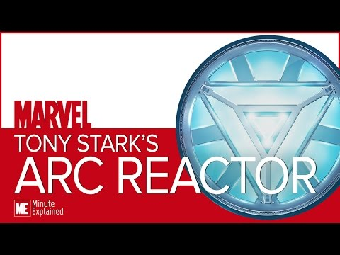 Tony Stark's ARC REACTOR Explained! (MCU)