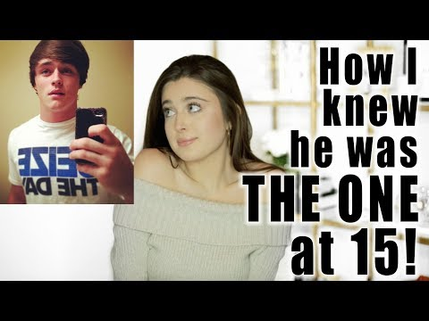How I knew he was THE ONE at 15 YEARS OLD! | #WifeLife ep. 3