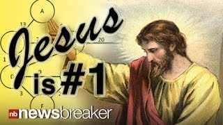 Jesus Is 1 Wikipedia Algorithm Identifies 10 Most Significant People