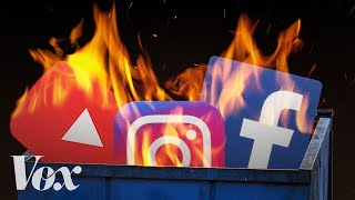 Why every social media site is a dumpster fire