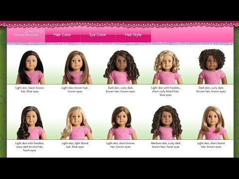 Creating My American Girl Doll | Who should I Choose | Customization | Doll Selector | 40 total