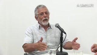 Mesa Mulera: Pedro Salinas entrevista a Gustavo Gorriti