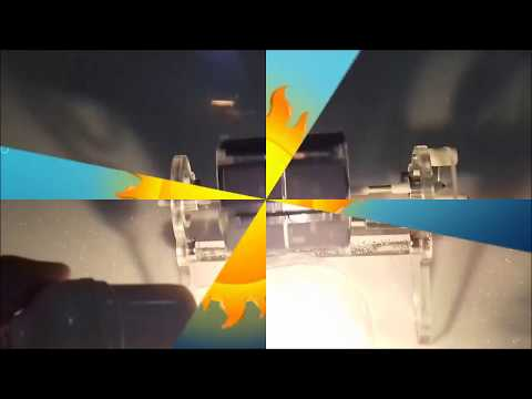 School Science Projects Electric Generator  magnetically levitated motor- Make Science Fun