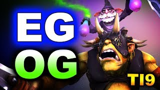 Download EG vs OG - WHAT A GAME! - TI9 INTERNATIONAL 2019 DOTA 2 Video