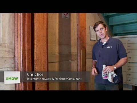 How to Remove Scotch Tape From Glass : Home Improvements