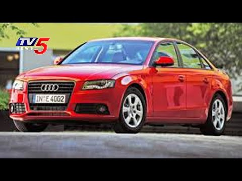2016 Audi A4  Test Drive and Complete Review | Speedo Meter | Telugu News | TV5 News