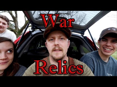 Civil War Relics Everywhere - Metal Detecting with Depths of History