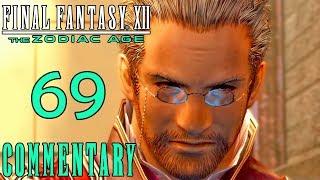 Final Fantasy XII The Zodiac Age Walkthrough Part 69 - Dr Cid Boss Battle