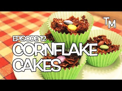 Bestest Nostalgic Cornflake Cakes Recipe - Tickly Mouth