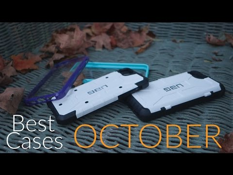 Best iPhone 7 Cases - October Edition
