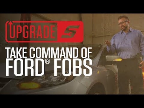 Take Command of Ford® Fobs - Upgrade 17.4 | Snap-on Tools
