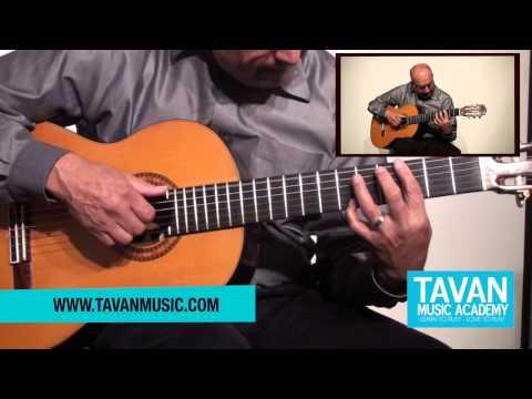 Phillip Vargas - Guitar Instructor at Tavan Music Academy