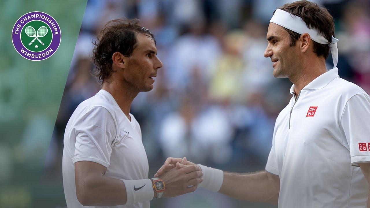 Roger Federer vs Rafael Nadal | Wimbledon 2019 | Full Match