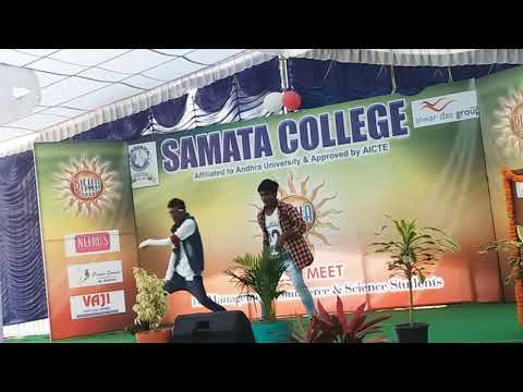 Samata college fest by passionate crew group me Devasai