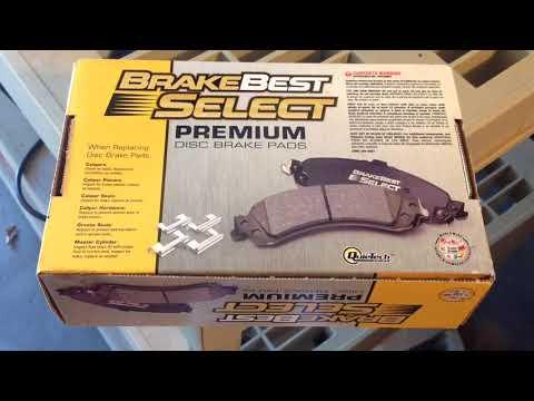 2007 Hyundai Sonata Front Brake Pads - plus -