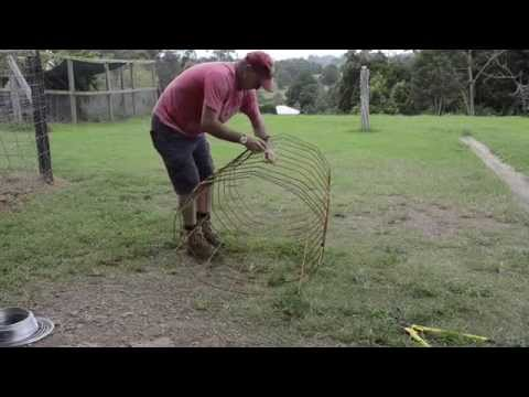 How to build - Livestock Tree Guards
