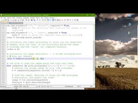 Python Image Search