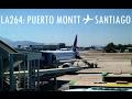 FLIGHT REPORT: LATAM Chile (LA264) | Economy | Airbus A321 | Puerto Montt - Santiago