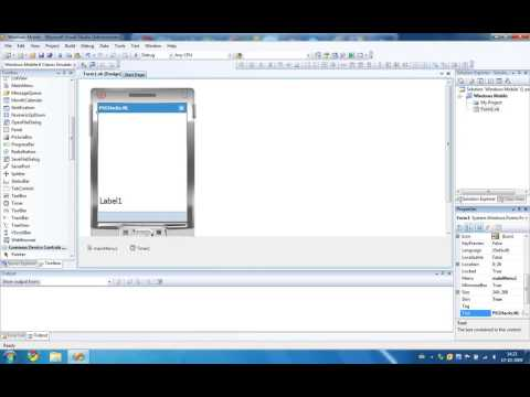 Visual Basic 2008 + Windows Mobile - PSGHacks.NL