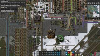 Stream Footage: Factorio Tighteing The Belt - Smelter