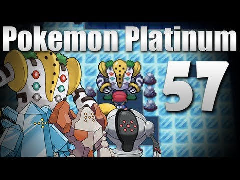 Pokémon Platinum - Episode 57 [Regigigas Event]