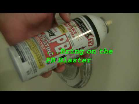How to Replace Cartridge in Delta Shower Faucet series 1300 1400