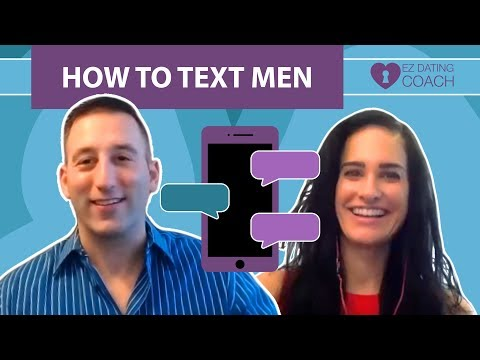 How To Text Men With Rachel Russo
