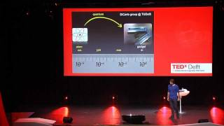 """Spooky"" physics | Leo Kouwenhoven | TEDxDelft"